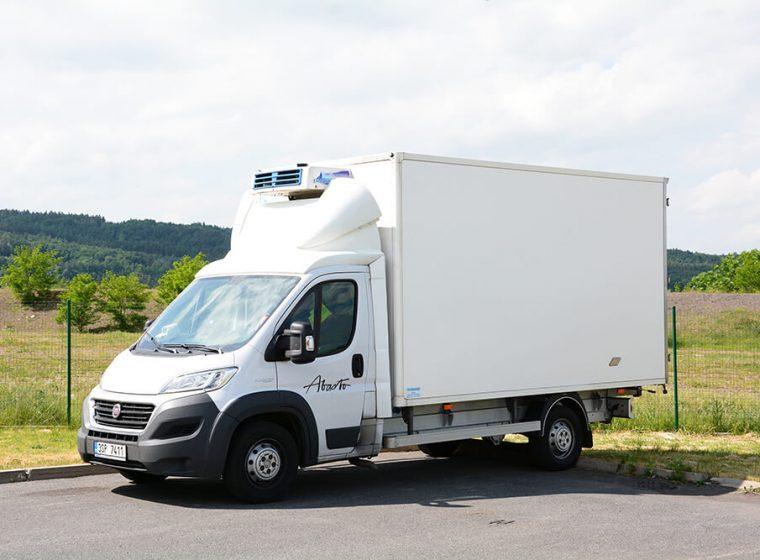 Logistika a rozvoz zboží