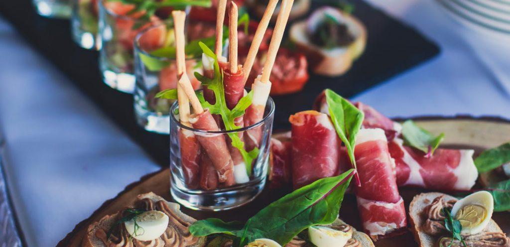 Catering, na který vaši hosté nikdy nezapomenou!