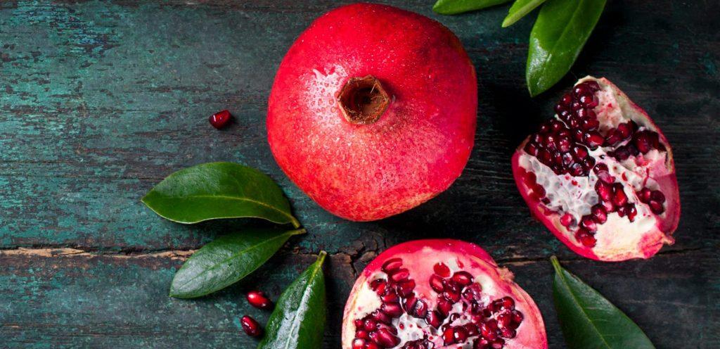Viníkem je granátové jablko! Co má na svědomí?
